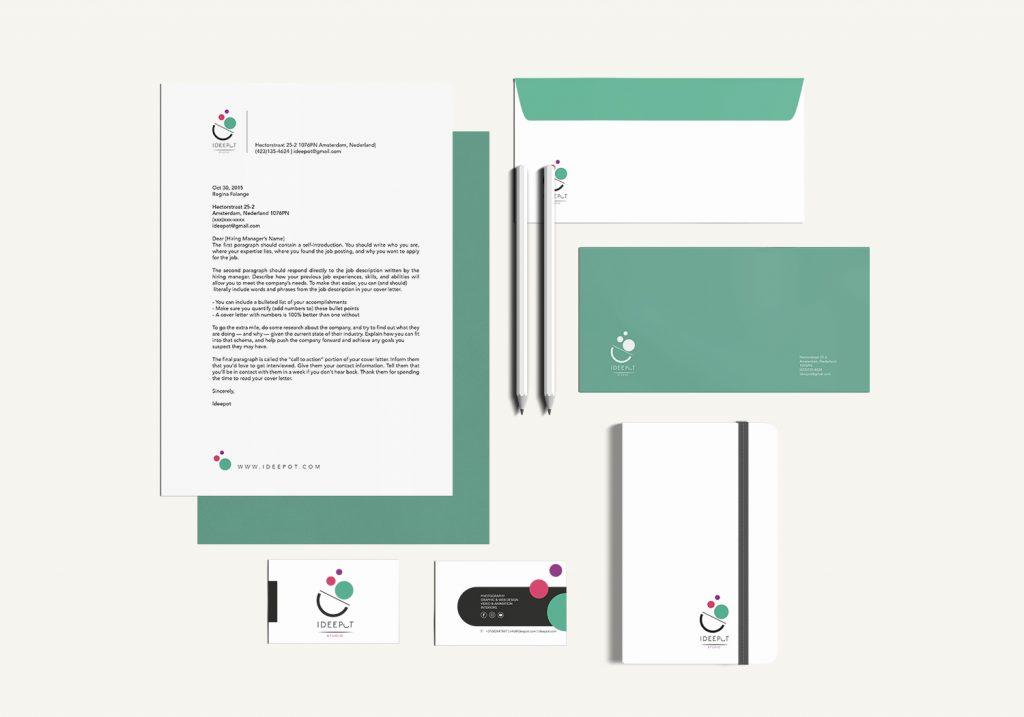 Corporate identity. Graphic design, Interior design, Web design. Integral design
